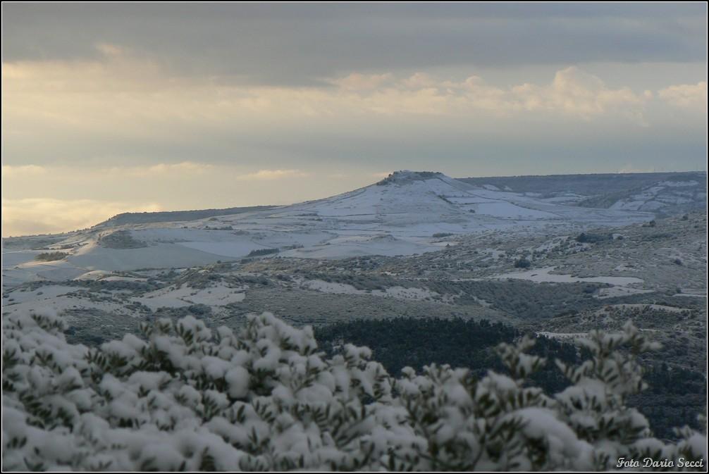 In Sardegna Arrivano Le Prime Nevicate